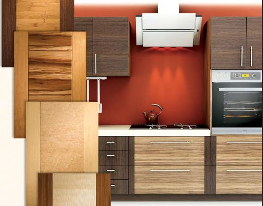 Wood veneer kitchen cabinet refacing cabinets matttroy for Veneer for kitchen cabinets